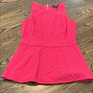 C Wonder Pink Top- Size 6